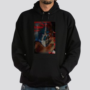 Balance in the Face of Constr Hoodie (dark)
